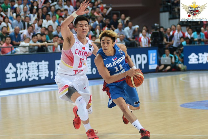 Guo Ai Lun-Terrence Romeo: A exciting matchup we might never see again